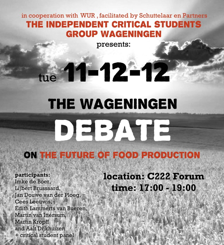 thewageningen debatesquare