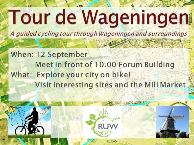 Tour de Wageningen