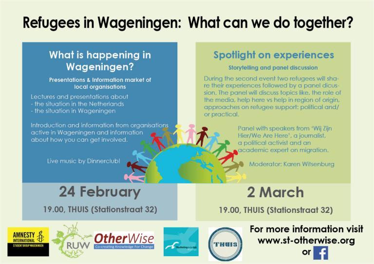 160118 Poster refugee event version 5