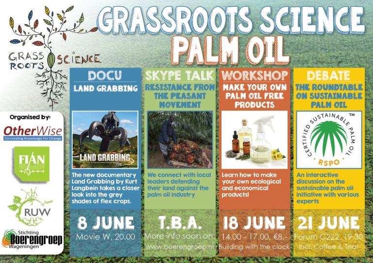 grassroot science palm oil